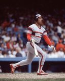 Jerry Hairston, Sr. Chicago White Sox. Chicago White Sox pinch hitter Jerry Hairston, Sr. Image taken from color slide stock photography