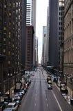 chicago widok Zdjęcie Royalty Free