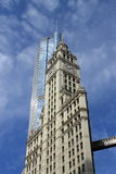 Chicago Wrigley Building Royalty Free Stock Image