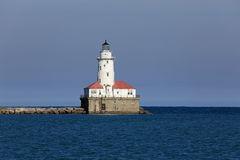 Chicagowska Latarnia morska Obrazy Stock