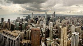 Chicagowska Linia horyzontu Fotografia Stock