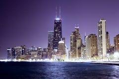Chicagowski Śródmieście zdjęcia stock