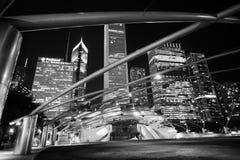 Chicagowski śródmieście Zdjęcie Royalty Free