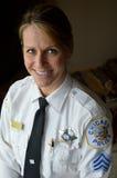 Chicagowski funkcjonariusz policji Zdjęcie Royalty Free