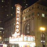 Chicagowski Lite Obrazy Stock