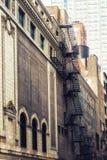 Chicagowski teatr Zdjęcia Stock