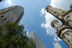 Chicagowski Watertower Zdjęcia Stock