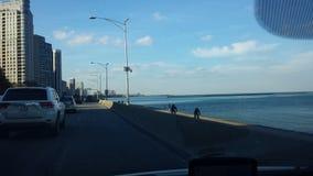 Chicagowski widok Fotografia Royalty Free