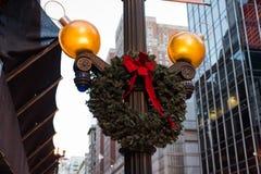 Chicagowskie latarnie uliczne Zdjęcie Royalty Free