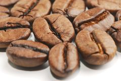 Chicchi di caffè 3 Immagine Stock