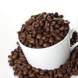 Chicchi di caffè 3 Fotografie Stock Libere da Diritti