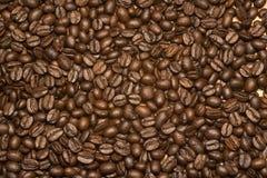 Chicchi di caffè 2 Fotografia Stock