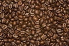 Chicchi di caffè 2 Fotografie Stock Libere da Diritti