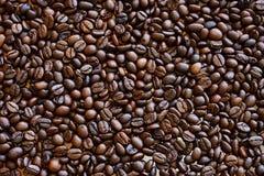 Chicchi di caffè arrostiti Immagine Stock Libera da Diritti