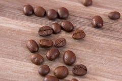 Chicco di caffè Immagine Stock