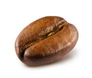 Chicco di caffè arrostito Fotografia Stock