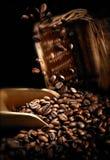 Chicco di caffè Immagini Stock