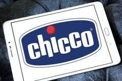 Chicco-Markenlogo Lizenzfreies Stockfoto