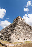 Chicen Itza Side Stock Image