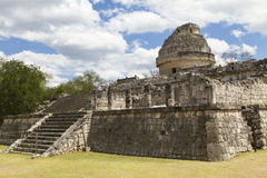 Chichén Itzá El Caracol Royalty Free Stock Images