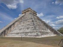 Chichén Itzá Lizenzfreie Stockbilder
