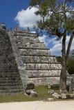 Chichén Itzá il Ossario Fotografie Stock Libere da Diritti