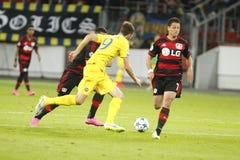 Chicharito Bayer Leverkusen Obraz Royalty Free