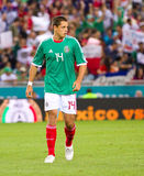 Chicharito Hernandez Stock Foto