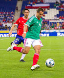 Chicharito Hernandez Royalty Free Stock Image