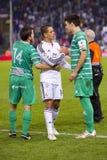 Chicharito of Real Madrid Royalty Free Stock Photos