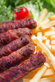 Chiche-kebab Image stock