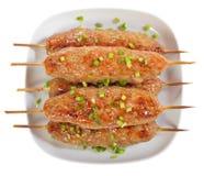 Chiche-kebab Photos libres de droits