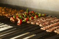 Chiche-kebab photo libre de droits