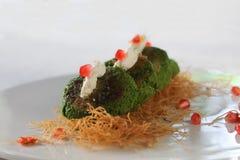 Chiche-kebab de bhara de Hara photos libres de droits
