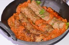 Chiche-kebab Masala Photographie stock libre de droits