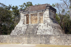 chichen висок Мексики itza Стоковая Фотография RF