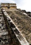 chichen пирамидка Мексики itza Стоковые Изображения RF