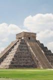 chichen пирамидка itza Стоковые Изображения RF