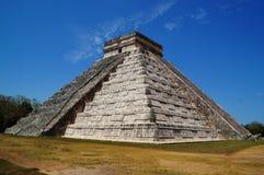 Chichen Itza- Μεξικό Στοκ εικόνες με δικαίωμα ελεύθερης χρήσης