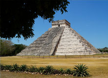 Chichen Itza- Μεξικό Στοκ φωτογραφία με δικαίωμα ελεύθερης χρήσης