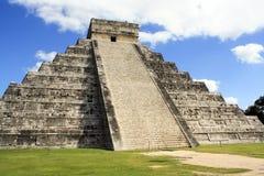 chichen itza Мексика стоковое фото
