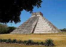 Chichen Itza-墨西哥 免版税图库摄影