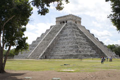 Chichen Itza. Is a large pre-Columbian archaeological site built by the Maya civilization located in the northern center of the Yucatán Peninsula, in the Yucat Royalty Free Stock Photography