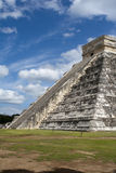 Chichen Itza. Is a large pre-Columbian archaeological site built by the Maya civilization located in the northern center of the Yucatán Peninsula, in the Yucat Royalty Free Stock Photos