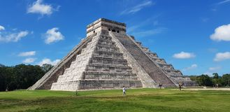 Chichen Itza imagens de stock royalty free