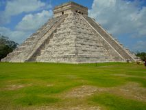 Chichen-Itza Immagine Stock