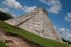 Chichen Itza Stock Foto's