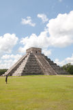chichen itza Obraz Stock