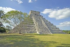 Chichen Itza Stockfotos