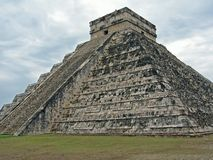 Chichen Itza Immagine Stock